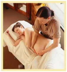 Prenatal massage therapy education