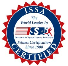 ISSA Sports Nutritionist Certification