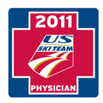 USA ski team sports physician